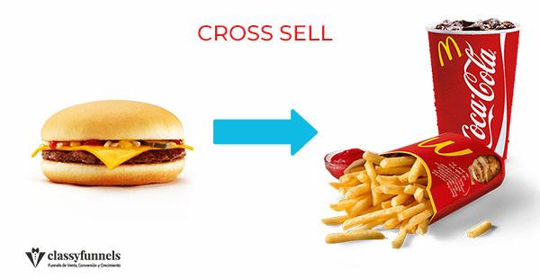 classyfunnels - Embudos de Venta - Cross Sell