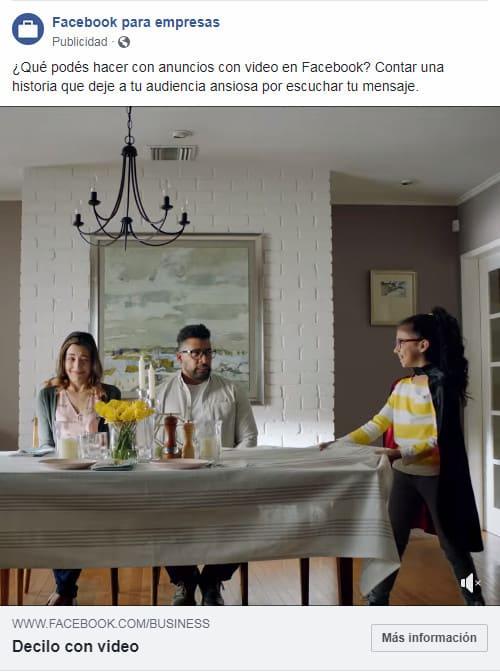 classyfunnels - Cómo hacer Publicidad en Facebook - Anuncios de Facebook - Ejemplo de Anuncio - Selección de Audiencia