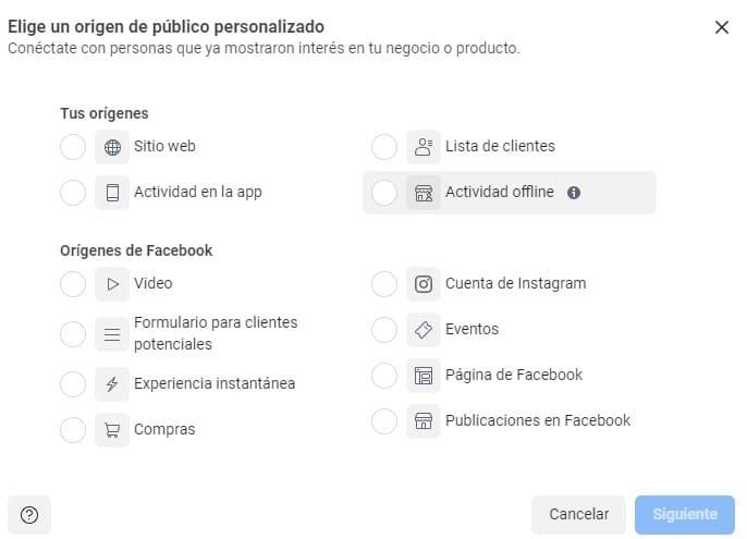 classyfunnels - Cómo hacer Publicidad en Facebook - Públicos Personalizados. Audiencias Personalizadas.